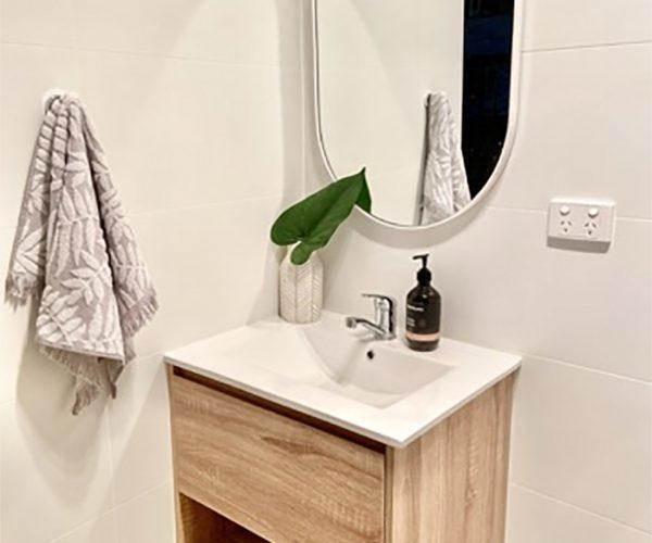 2nd Bathroom vanity